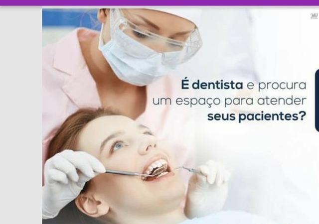 Alugo consultório odontologico ,diaria,turnos ou mês ,preço a combinar