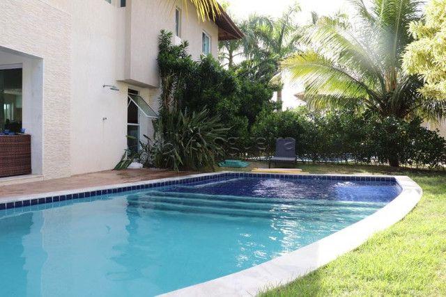 GN- Casa com 5 suítes, piscina privativa, deck, mobiliada, prox. a praia de Muro Alto - Foto 3