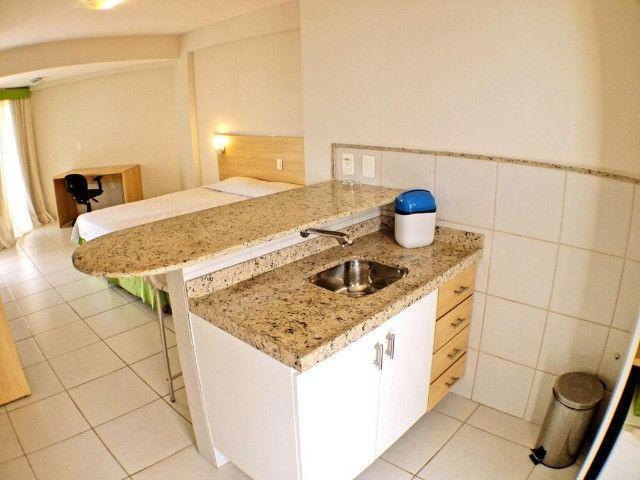 Apartamento em Ponta Negra Mobiliado - 35m² - Marsallis Flat - Foto 16