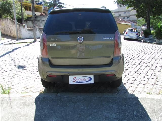 Fiat Idea 1.4 mpi attractive 8v flex 4p manual - Foto 5