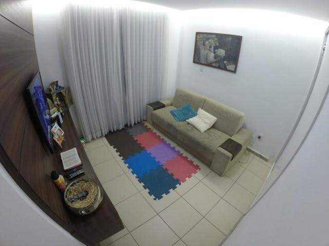 Apartamento com 3 dormitórios à venda, 90 m² por R$ 450.000,00 - Caiçara - Belo Horizonte/ - Foto 2