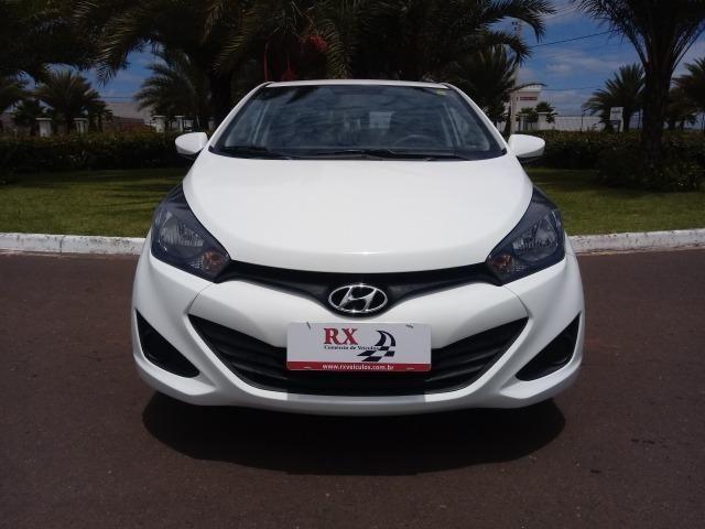Hyundai HB20S Comfort Plus 1.6 flex Aut. Branco 2015 - Foto 2
