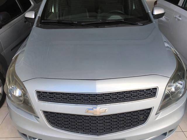 GM - ÁGILE LTZ 1.4 ano 2013, pneus novos, REVISADO, ÚNICA DONA - Foto 14