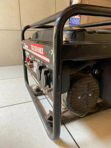 Gerador De Energia À Gasolina 2,2 Kva Tg2500mx Toyama - Foto 6