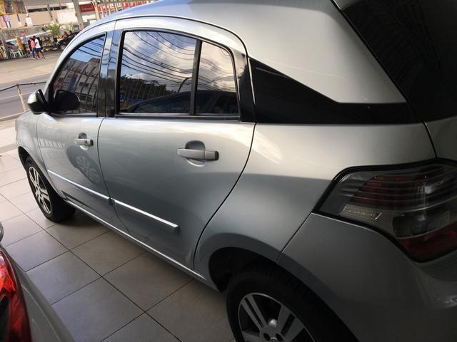 GM - ÁGILE LTZ 1.4 ano 2013, pneus novos, REVISADO, ÚNICA DONA - Foto 7