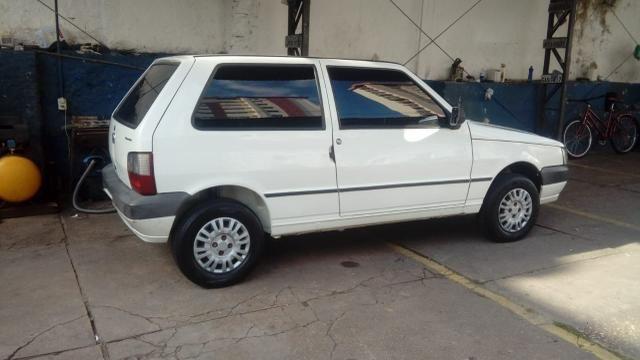 Vendo Fiat Uno Mille Economy Única proprietária - Foto 2