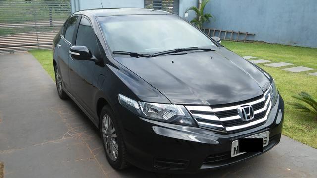 Honda City 1.5 EX 2013 Aut