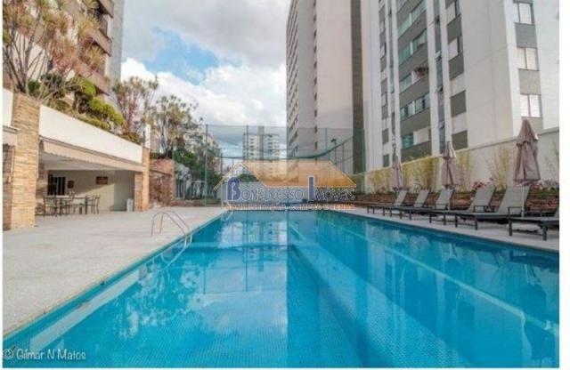 Apartamento à venda com 4 dormitórios em Funcionários, Belo horizonte cod:33009 - Foto 7