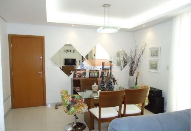 Apartamento à venda com 3 dormitórios em Sagrada família, Belo horizonte cod:38173 - Foto 3