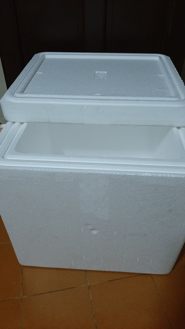Caixa térmica de isopor  - Foto 3