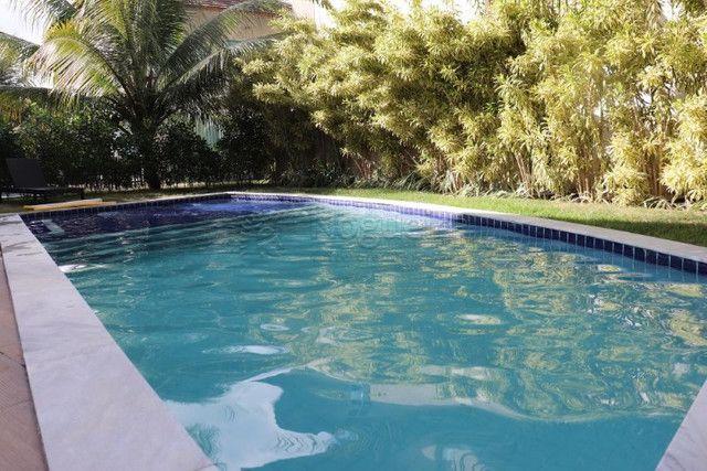 GN- Casa com 5 suítes, piscina privativa, deck, mobiliada, prox. a praia de Muro Alto - Foto 4