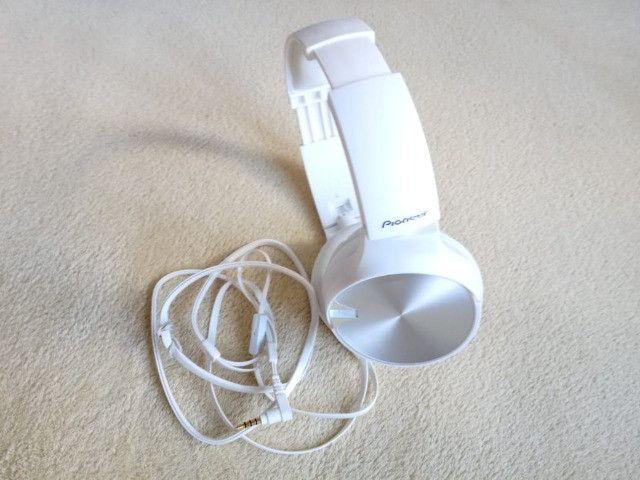 Fone Pioneer com Microfone Profissional - Foto 2