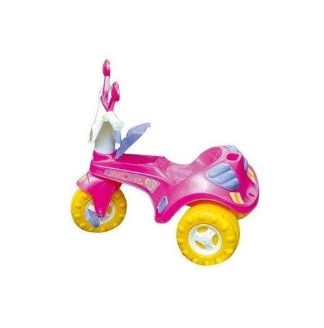 Triciclo Fofy c/ porta objetos e buzina Brinquedo (Entrega Imediata) - Foto 2