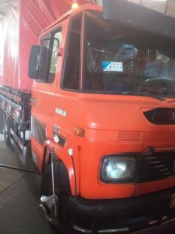 Caminhão Mercedes 608 - Foto 13