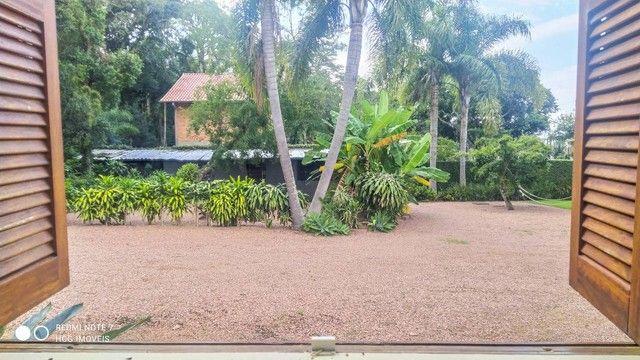 Magnifica casa residencial com praia particular para venda com 500 metros quadrados com 4  - Foto 14
