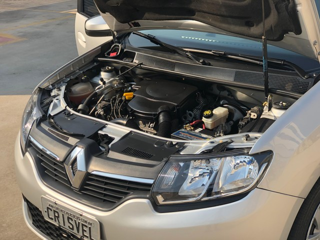 Renault Sandero Expression 1.6 8V (Flex) - Foto 8