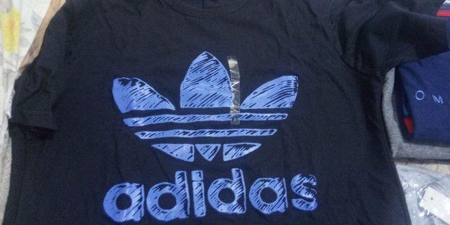Kit camisas Malha Premium - Foto 3
