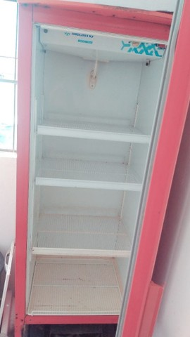 Freezer vertical METALFRIO - Foto 2