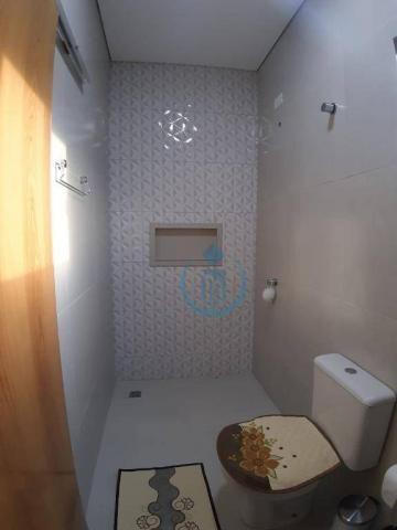 Casa com 2 dormitório à venda, 57 m² por R$ 280.000 - Jardim das Oliveiras II- Foz do Igua - Foto 5
