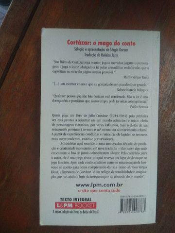 Livro Júlio cortazar  - Foto 2