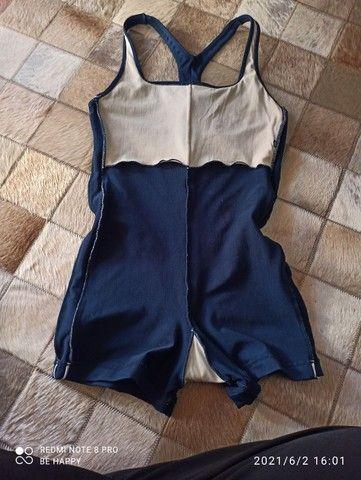 Macaquinho em Helanca Trinys natação ou Hidroginástica - Foto 3