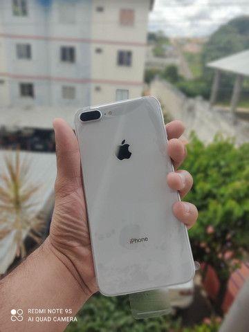 iPhone 8 plus 64gb novo - Foto 4