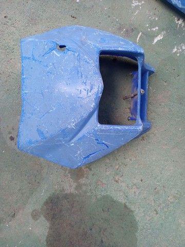 Peças da Bros 150 e 160 azul