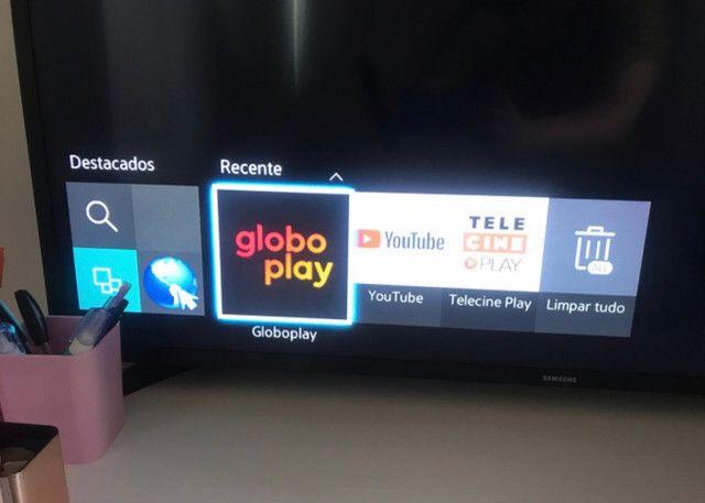Tv Samsung 43 polegadas LED , 10 meses de uso  - Foto 2