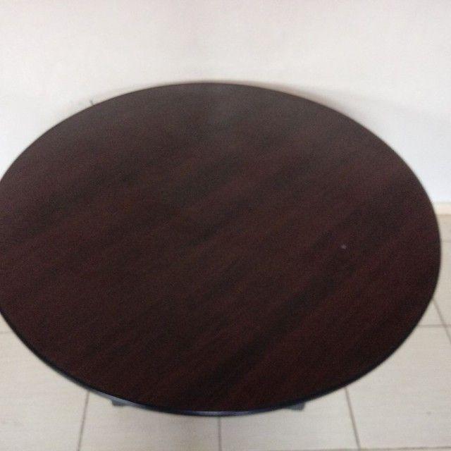 Mesa redonda reunião - Foto 5