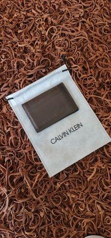 Carteira Calvin Klein - Original!!!