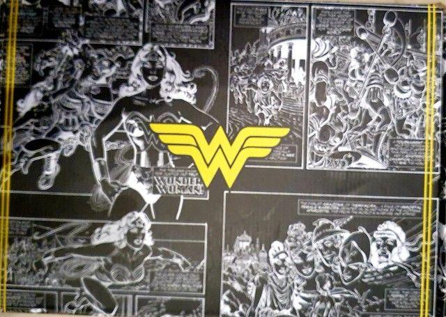 Patins Wonder Woman  - Foto 2