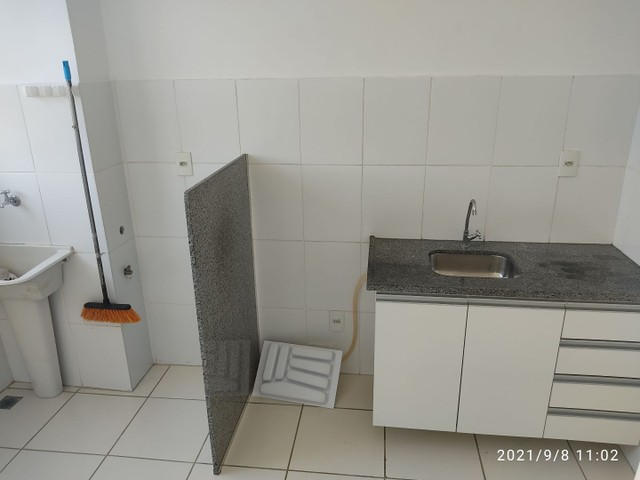 Apartamento 2 Quartos Varanda 1 Vaga, Elevador, Santa Branca - Foto 12