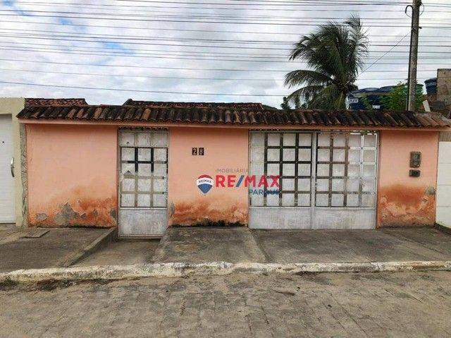 Casa com 2 dormitórios à venda, 54 m² por R$ 130.000,00 - Cidade Jardim - Caruaru/PE