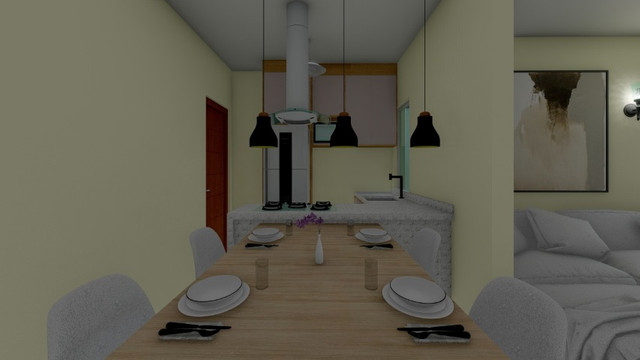 CAR#(SP3001) Ótimo acabamento. Casa Nova são Pedro com 3 quartos - Foto 3