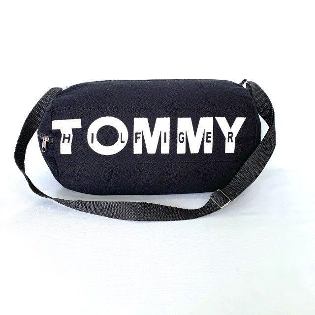 Bolsa Tommy Hilfiger - Grande/Média Academia Treino Viagem - Foto 3