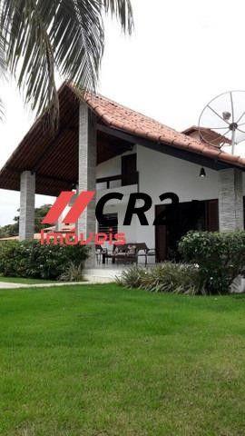 CR2+ Vende casa em Serrrambi com 5 quartos