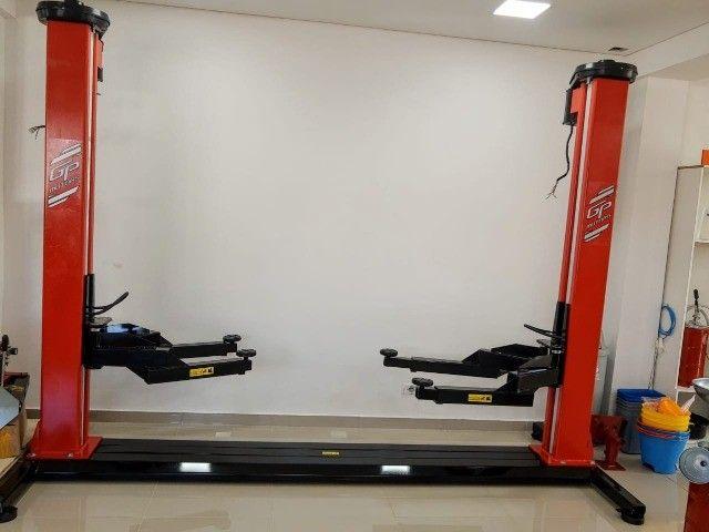 Elevador Automotivo 2500 kg Trifásico 220v gp motors - Foto 3
