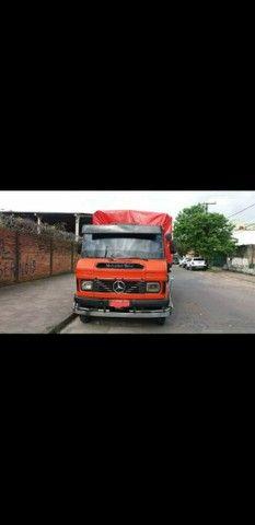 Caminhão Mercedes 608 - Foto 5