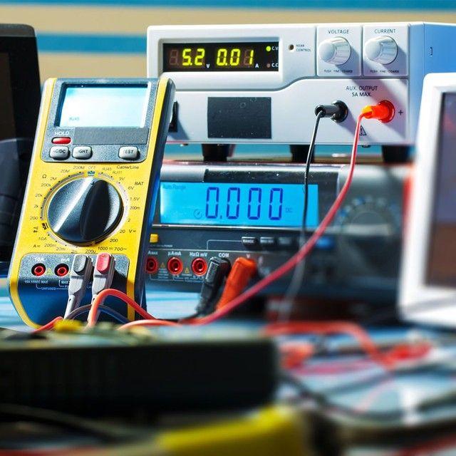 Manutenção em Nível de Componentes - Foto 2