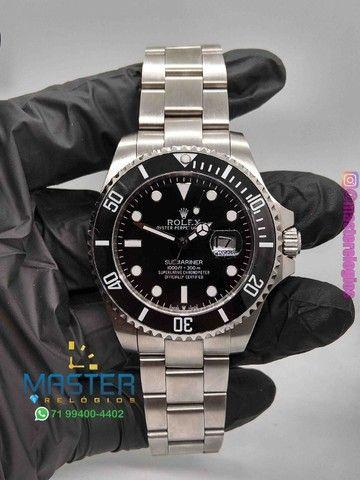 Rolex Submariner a prova d'agua diversos modelos