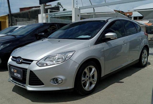 Ford - Focus Se 1.6 Aut. 2014 - Foto 4