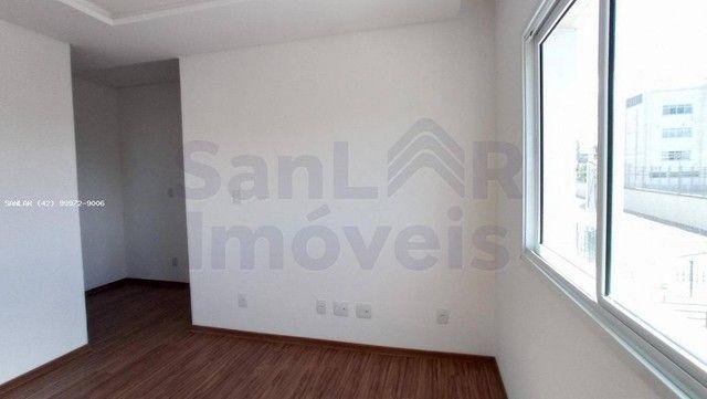 Apartamento para Venda em Ponta Grossa, Jardim Carvalho, 2 dormitórios, 1 suíte, 2 banheir - Foto 10