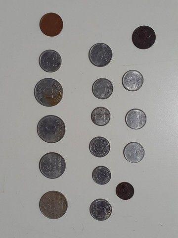 NOTAS E MOEDAS ANTIGAS $ 40,00 - Foto 2