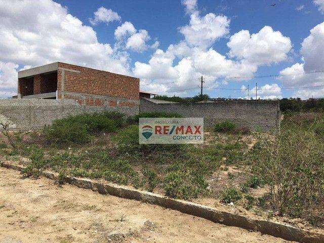Terreno à venda, 471 m² por R$ 75.000,00 - Área Rural de Gravatá - Gravatá/PE - Foto 5