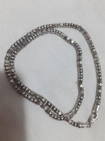 Cordão em prata