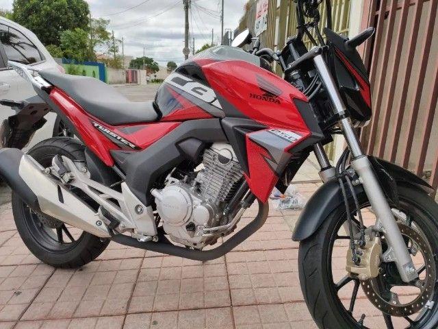 Honda CB 250 Twister 2019- Feirão