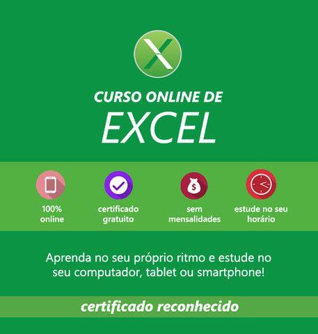 Curso de Excel Profissional - Foto 2