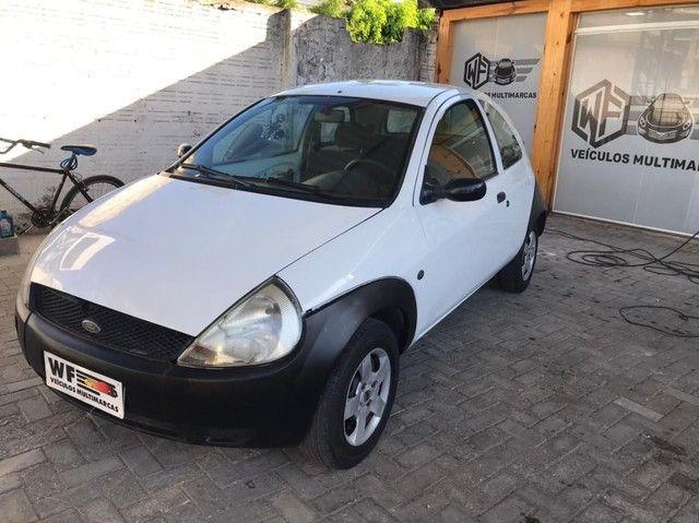 Ford ka 2007 c/ ar condicionado
