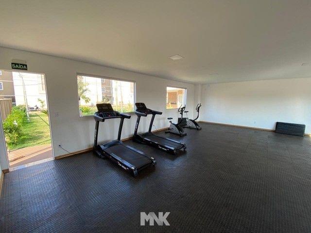 Apartamento para aluguel, 2 quartos, 1 vaga, Pioneiros - Campo Grande/MS - Foto 4