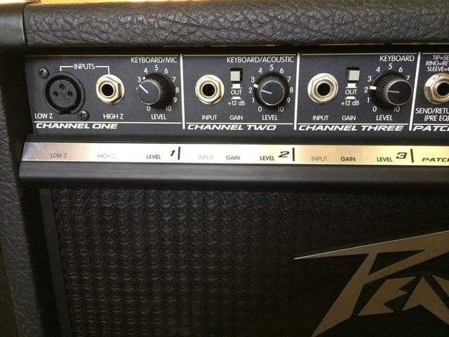 Amplificador Peavey KB/A 100 - Foto 3